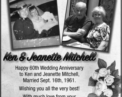 MITCHELL, Ken & Jeanette - Ken...