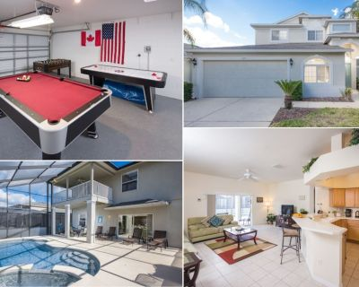 Tile Floors Multi TVs Balcony Games Room Pool & Spa The Hamlet at West Haven - West Haven