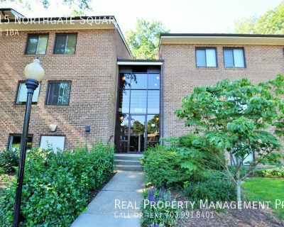 Beautifully Renovated Northgate Condo For Rent in the Heart of Reston!