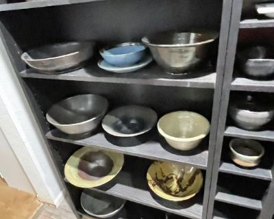 Julie&Joe find Master Potter s Clay Pots, Tools, Full Kitchen/House