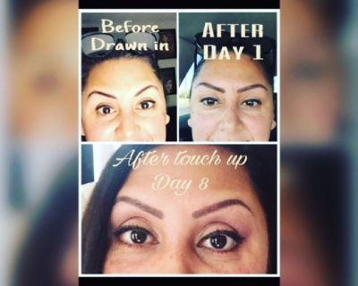 Facials, waxing, massage, eyelashes