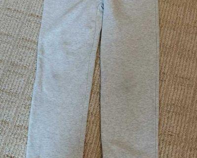 Size 6 gymboree sweat pants