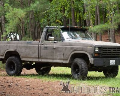 FS/FT 1984 Ford F-150 4x4