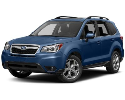 Pre-Owned 2016 Subaru Forester 2.5i Limited AWD 4D Sport Utility