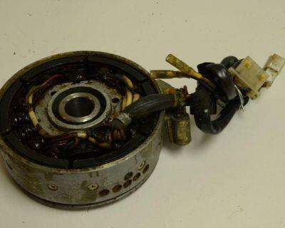 Honda Cb400t Alternator Magneto Stator Coil Flywheel Assembly1978