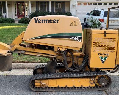 2008 VERMEER SC60TX