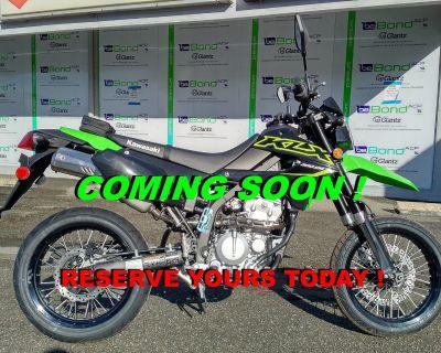 2022 Kawasaki KLX 300SM Supermoto Salinas, CA