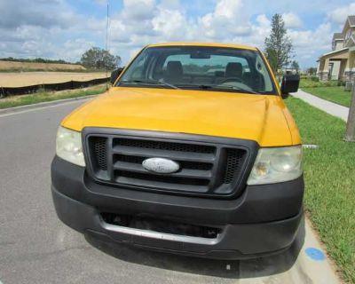 2008 Ford F150 Regular Cab for sale