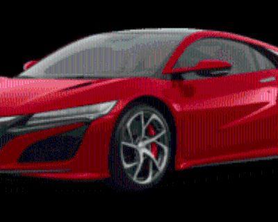 2018 Acura NSX Standard