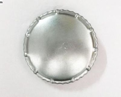 Split Gas Cap 100mm, with seal