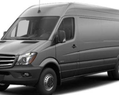 2018 Mercedes-Benz Sprinter Cargo Van 3500XD