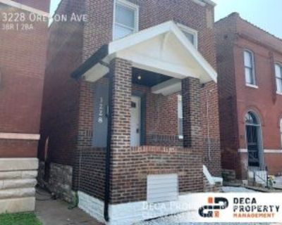 3228 Oregon Ave, St. Louis, MO 63118 3 Bedroom House