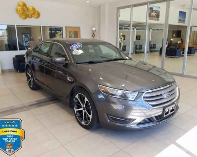 Used 2016 Ford Taurus 4dr Sdn FWD