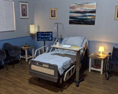 HOSPITAL ROOM Emergency Doctor Urgent Care MEDICAL, Burbank, CA