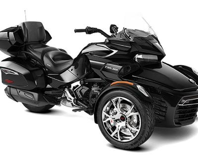 2021 Can-Am Spyder F3 Limited 3 Wheel Motorcycle Amarillo, TX