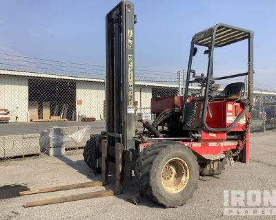 1998 Moffett M5000 Truck Mounted Forklift