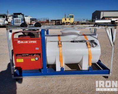 GreatBear SH4000 Blue Viper Hot Water Pressure Washer - Unused