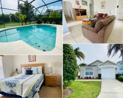 Amenities: Pools, Tennis, Gym, and Liibrary - Haines City