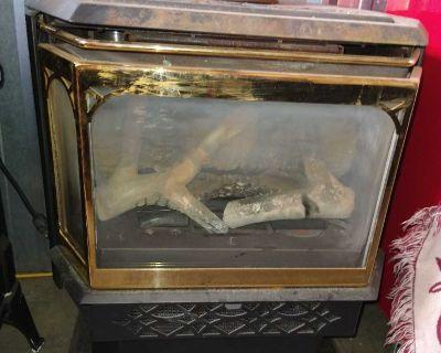 NG Direct vent stove