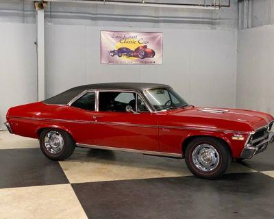 1971 Chevrolet Nova 2-door hardtop Coupe