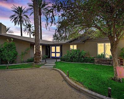 Sundevil Serendipity - 4BR, 3BA Home w/ Private Pool & Spa - Resort Style Backyard - Date Palm Manor