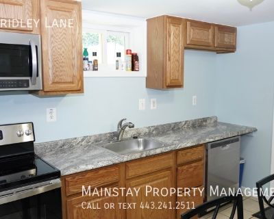 Furnished One Bedroom Apartment, All Utilities Included!