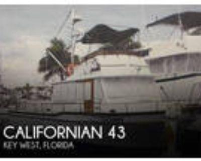 43 foot Californian 43
