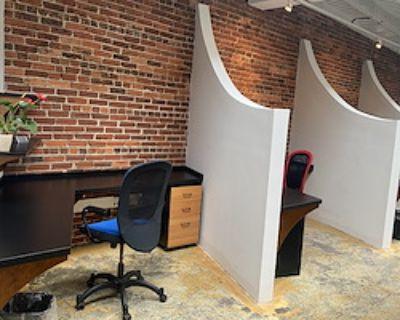 Dedicated Desk - 9 Available at Percolator