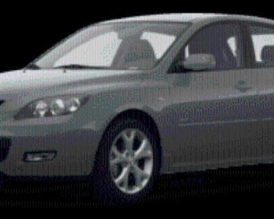 2007 Mazda Mazda3 s Sport