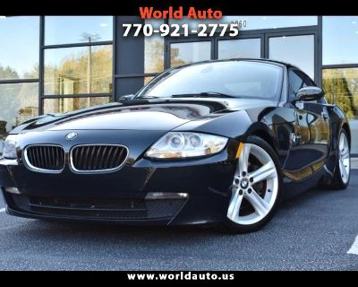 2008 BMW Z4 Coupe 3.0si