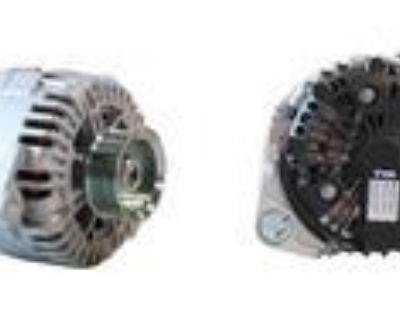 Tyc 2-11018 Alternator New With Lifetime Warranty
