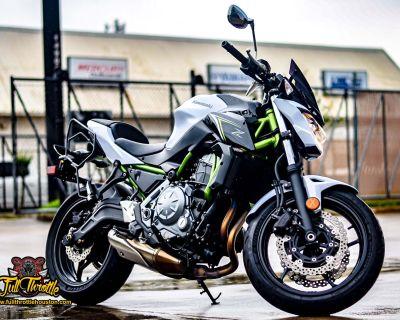 2017 Kawasaki Z650 Sport Houston, TX