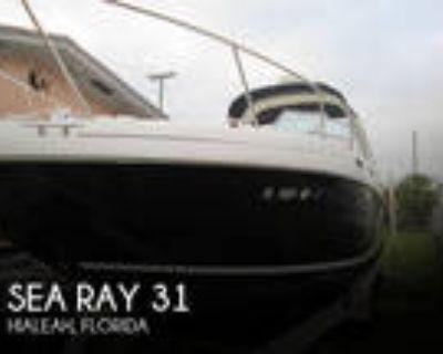 31 foot Sea Ray 31