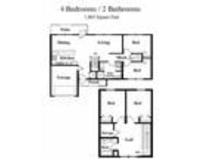 Boulder Ridge Townhomes - Four Bedroom Townhome