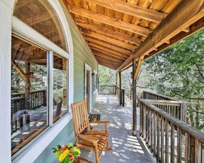NEW! SoCal Cabin 4Mi to Lake Gregory - Ski & Swim! - Twin Peaks