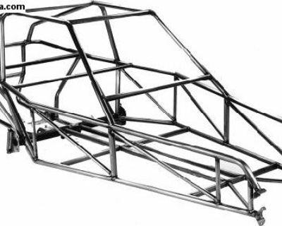 "Venture 100"" 2 Seat Sand Rail Frame"