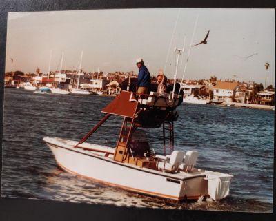 1979 SeaCraft 23 CC