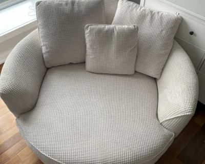 Nest couch by urban barn