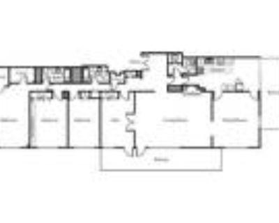 Crystal Towers - 3 Bedroom + Den, 2.5 Bath 2570 SF 3d25
