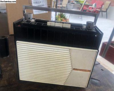 1955-1969 Voxmobil Radio