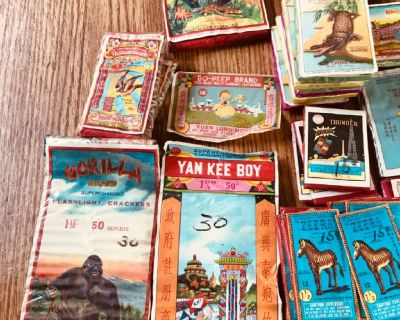 $$ Old FIRECRACKERS WANTED $$