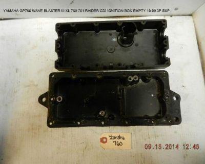 Yamaha Gp760 Wave Blaster Iii Xl 760 Raider Cdi Ignition Box Empty