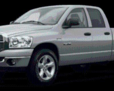 2008 Dodge Ram 1500 SLT Quad Cab Regular Bed 2WD