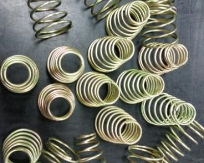 Shifter spring fits all bus and split oval beetle