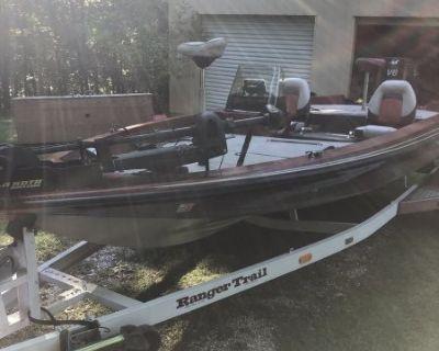 FS Ranger bass boat