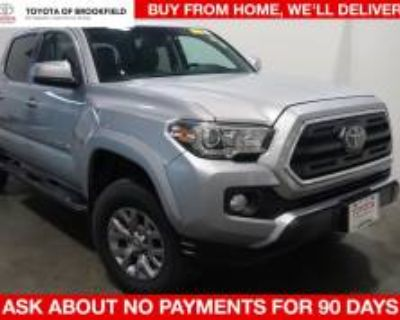 2018 Toyota Tacoma SR5 Double Cab 5' Bed V6 4WD Automatic