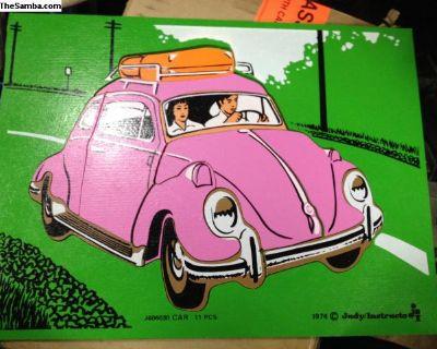 vintage 60's/70's puzzle #2