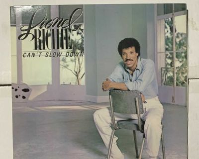 Record of Lionel Richie