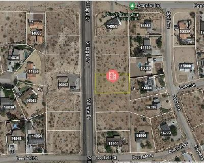 BUILDABLE LAND 18000 SQ. FT. VICTORVILLE, CA 92394