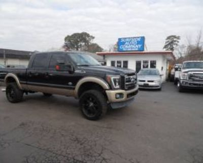 "2011 Ford Super Duty F-250 King Ranch Crew Cab 156"" 4WD"